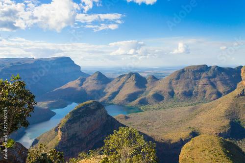 Foto op Plexiglas Zuid Afrika Blyde river lake, South Africa