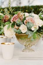 Romantic Garden Wedding Recept...