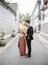 Beautiful Couple In China