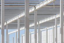 Concrete Warehouse Construction