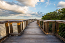Safety Harbor Boardwalk