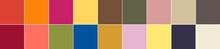 18 Pantone Colors Of The Seaso...