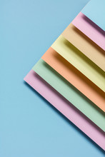 Colorful Lines Paper Design