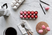 Easter Flat Lay