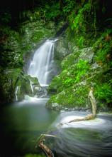 Wasserfall Auf Isle Of Man