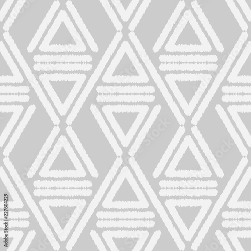 Photo sur Aluminium Style Boho Ethnic boho seamless pattern. Traditional ornament. Tribal pattern. Folk motif. Can be used for wallpaper, textile, invitation card, wrapping, web page background.
