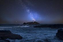 Vibrant Milky Way Composite Im...