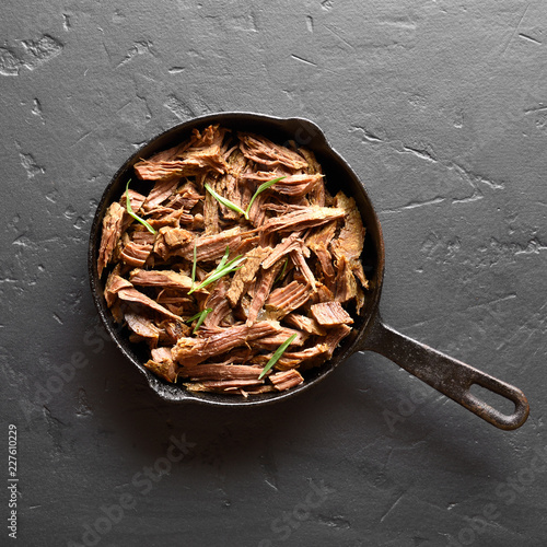 Slow cooked beef for sandwiches