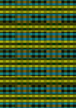 Variegated, Seamless Texture Of Intersecting Each Other Brown,blue, Yellow, Green  And Black  Stripes