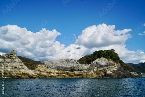 堂ヶ島海岸