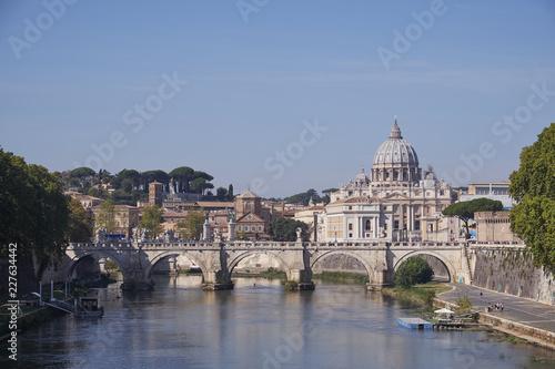 Photo  Rome Streets Architecture