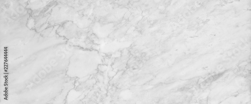 Fotografia White marble texture background, abstract marble texture (natural patterns) for design