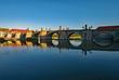 Alte Mainbrücke, Würzburg, Unterfranken, Bayern, Deutschland