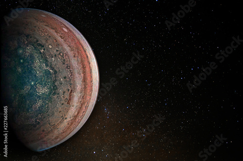 Foto op Plexiglas Nasa Jupiter planet. Elements of this image furnished by NASA