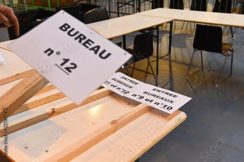 Présidentielle gabon blocage dans des bureaux de vote