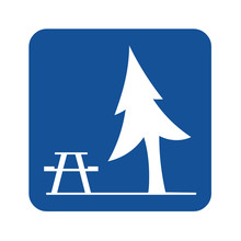Picnic Area Sign
