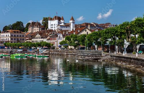 Fotografía  Nyon castle - Switzerland