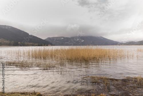 Abant Lake and nature park.