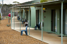 Mining Camp Accommodation Rooms