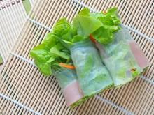 Salad Roll Includes Fresh Vege...