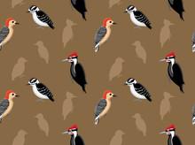 Bird Woodpecker Wallpaper
