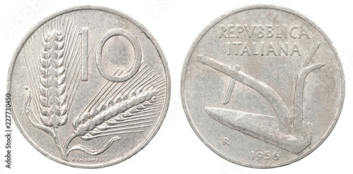 Valokuva  Old Italian Coins