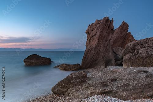 Photographie  Rhodes Kato Petres Rocky Beach