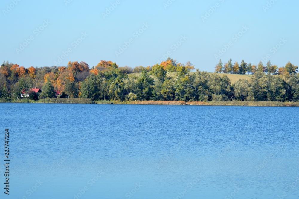 Fototapeta Jezioro Stobno