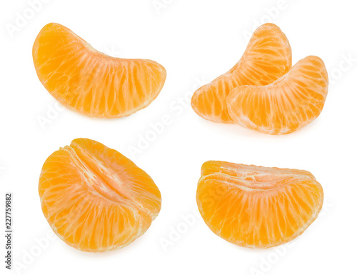 Pictures Of Tangerine Slices
