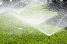 Water Sprinkler Irrigation