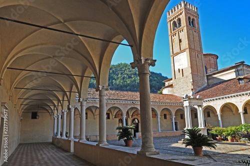 Fotografie, Obraz  Abbazia di Praglia, Teolo - Padova
