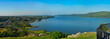 Hudson River panorama at Peekskill New York