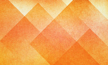 Orange Abstract Background Wit...