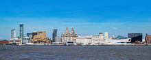 Liverpool Waterfront Panorama