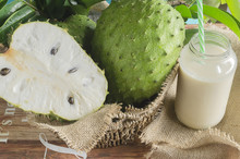Soursop (also Graviola, Guyaba...