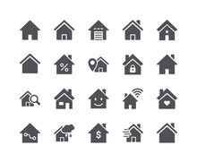 Minimal Set Of Smart Home Flat...