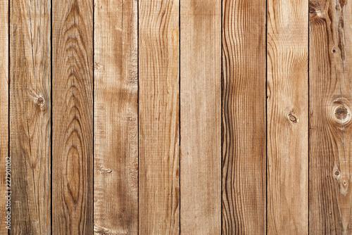 Tableau sur Toile Wooden Planks Background