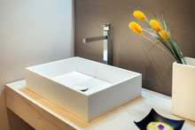 Stylish Rectangular Hand Basin...