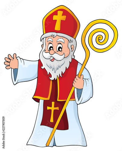 Photo Stands For Kids Saint Nicholas topic image 1
