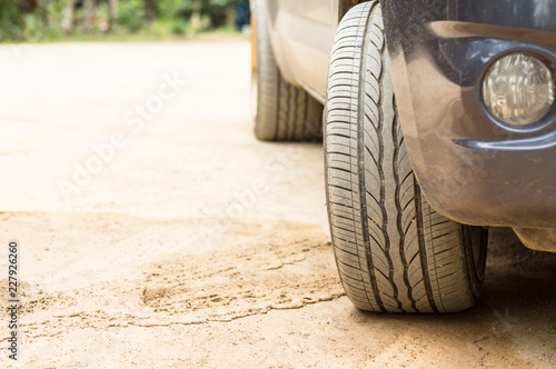 Fotografía  wheel magnesium alloy wheel and racing wheels style.