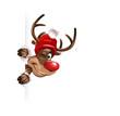 Rudolph lächelt von der Seite
