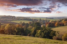 View From Stow-on-the-Wold, Co...