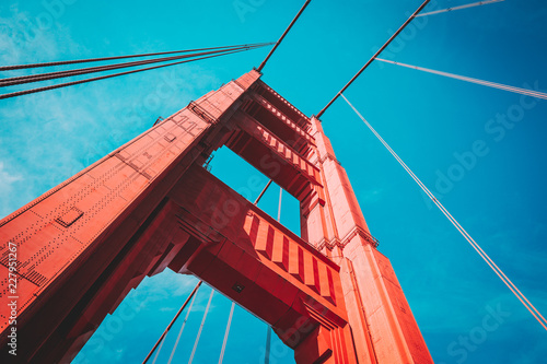 Golden Gate Bridge, San Francisco, USA