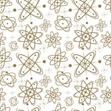 Atomic Mid Century Seamless Pa...