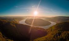 Sunrise Boppard Middle Rhine V...