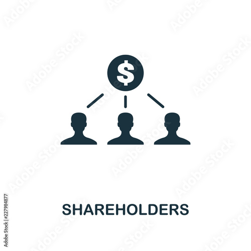 Cuadros en Lienzo  Shareholders icon