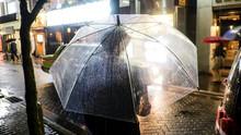 Tokyo Transparent Rain