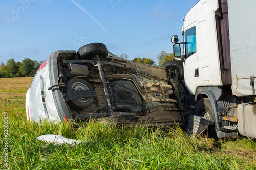Why Is Personal Injury From Truck Accident Cases Different?