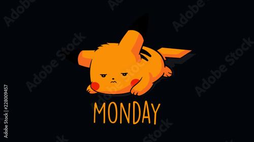 Photo  Tedious Monday