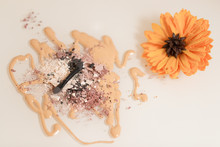 Makeup Foundation Blur Cream W...